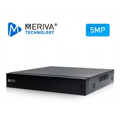 DVR H.265 6 CANALES 5MP HD...