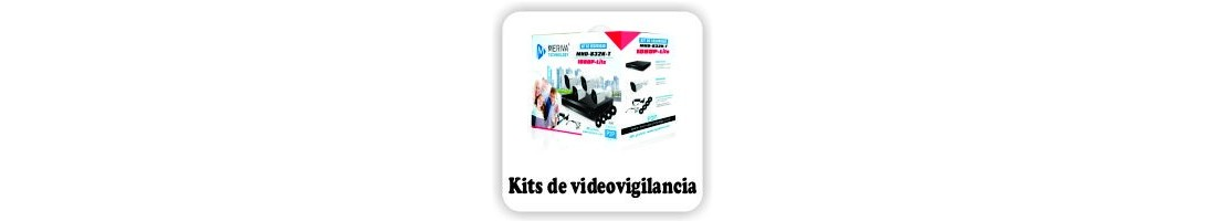 Kits de Videovigilacia HD