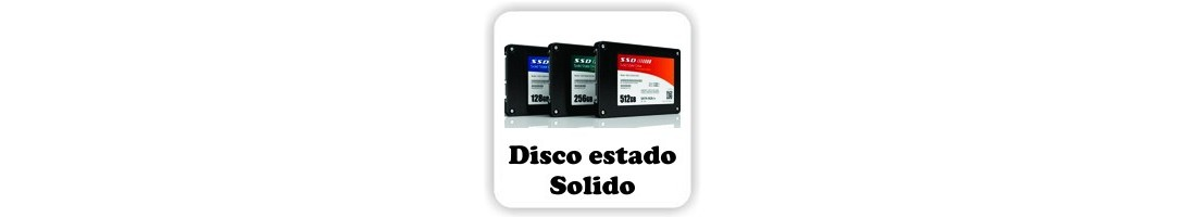 Disco de estado solido SSD